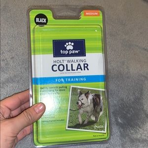 Holt walking collar